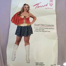 38 Torrid Dresses U0026 Skirts Super Hero Size Costume