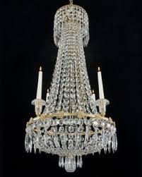 Cut Glass Chandeliers Regency Chandeliers Fileman Antiques