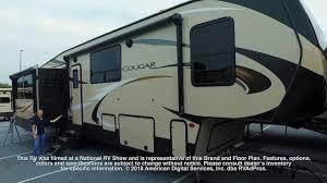 Keystone Cougar Fifth Wheel Floor Plans Keystone Cougar East 5th 368mbi Youtube