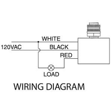 photoelectric switch wiring diagram with ballast photoelectric