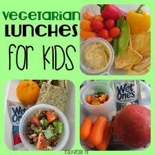 vegetarian lunch ideas for kids teach beside me