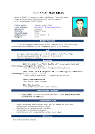 best resume templates free best resume format in ms word 2018 cover letter