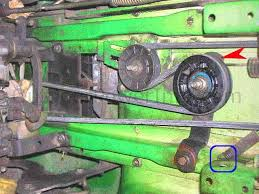 installation repair and replacement of john deere stx38 and stx46
