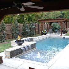 Small Backyard Inground Pool Design by Small Backyard Inground Pool Design Small Backyards With Inground