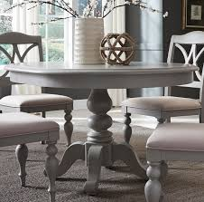 Round Extendable Dining Table Summer House Dove Grey Round Extendable Dining Table From Liberty