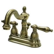 Harden Faucet Handles Antique Brass Bathroom Sink Faucets You U0027ll Love