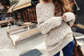 white wool sweater sweater bag clothes hippie white grandad