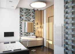 minimalist bathroom designs combined with a trendy and modern