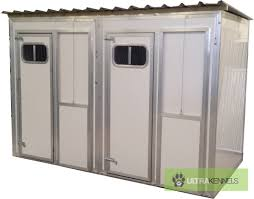 10 X 6 Shed Homebase by Ultra Dog Kennels Kennel Kennels Kennel Block Kennel Blocks