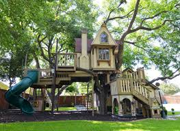 Backyard Playhouse Ideas Inspiring Backyard Clubhouse For Kids U2014 Emerson Design