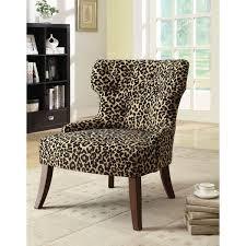 Animal Print Desk Chair Attractive Leopard Accent Chair Leopard Print Accent Chair