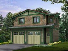 Garage With Living Space Above by Plan 012g 0011 Garage Plans And Garage Blue Prints From The