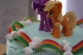 my pony cake ideas how to make a and easy my pony cake lifenut