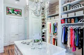 walk in closet island contemporary closet practical princess