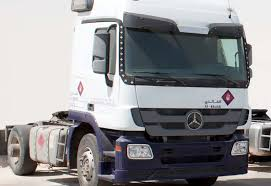 mercedes commercial trucks al khaldi signs order for 540 mercedes trucks