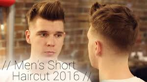 men u0027s short haircut u0026 style 2016 highly textured with skin fade