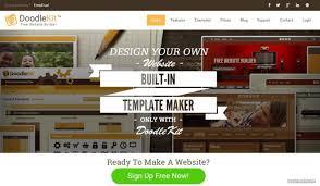 doodlekit login top 25 free website providers around the world free portfolio