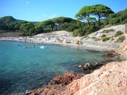 palombaggia beach corsica for the best nap ever travel loves