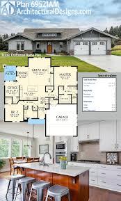 plan 69521am rustic craftsman home plan