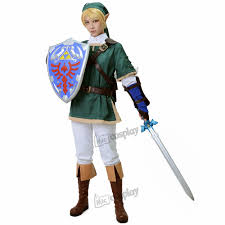 zelda halloween costumes online get cheap zelda link halloween costumes aliexpress com