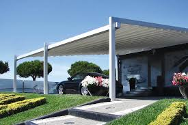 Century Awnings The Siracusa Pergola Cover Retractableawnings Com