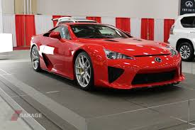lfa lexus red the 350 000 lexus lfa supercar 2014 dallas auto show txgarage