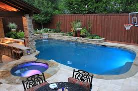 Cool Backyards Ideas by Swimming Pool Cool Backyard Landscaping Decoration Using
