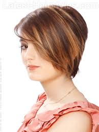 short brunette hairstyles front and back short back long front hair archives best haircut style