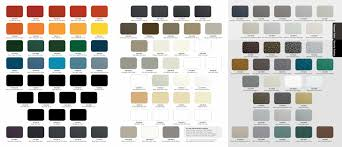 powder coat paint color chart powder coating color charts service