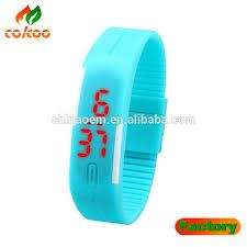 silicone bracelet watches images Silicone led watch silicone led watch suppliers and manufacturers jpg