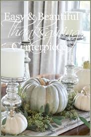 8 amazing ideas for the best thanksgiving table stonegable