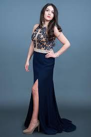 navy blue evening dress larsa fashion boutique u2013 mississauga