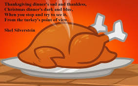 shel silverstein thanksgiving divascuisine
