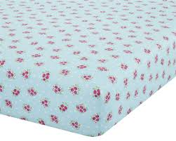 girls cotton bedding girls fairies fitted sheet cotton rich single double cot bed