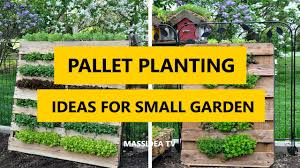50 creative upcycle pallet planting ideas for small garden 2017