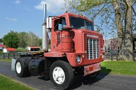 international semi truck unconventional 1975 international conco transtar 4100