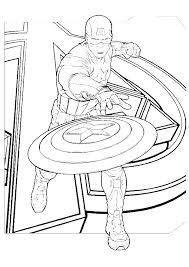 captain america cast engage coloring pages captain america