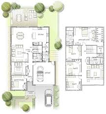 4 bedroom floor plans 2 best 25 two storey house plans ideas on 2 storey