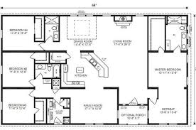 4 br house plans 4 bedroom log cabin floor plans photos and