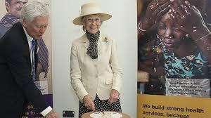 Preventing Blindness Hrh Princess Alexandra Visits Sightsavers News Sightsavers