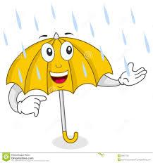 happy umbrella character royalty free stock image image 26872756