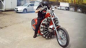 lexus v8 aircraft engine man puts plane engine in bike top gear