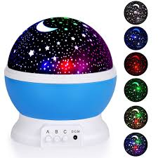 amazon com itimo color changing nursery mushroom night light plug