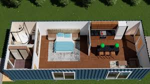 Container Houses Floor Plans 40 And 10 Ft Container Home Google Zoeken Container Homes