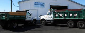 Types Of Garden Mulch Montgomery Landscaping Inc Mulch Delivery Pickup