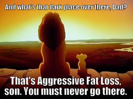 Son And Dad Meme - and whats that dark place over there dad thats aggressive fat loss