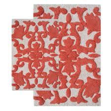 Red Coral Home Decor by Coral Bathroom Set Bathroom Decor