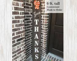 Where To Buy Fall Decorations - thanksgiving decor thanksgiving sign thanksgiving home