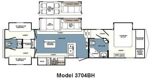 bunkhouse fifth wheel floor plans bunkhouse rv floor plans new bunkhouse travel trailer cer with
