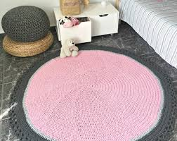 Rugs For Baby Rooms Crochet Round Rug Teepee Round Rug Baby Play Mat Nursery